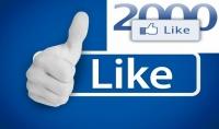اقدم 2000 لايك لصقحة فيس بوك ب 5 دولار