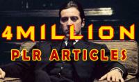 4 000 0000 مقالة PLR باللغة الانجليزية وازيد من 100.000 نيش