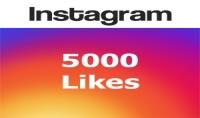 اضافة 5000 لايك انستجرام لعدد 5 صور من اختيارك