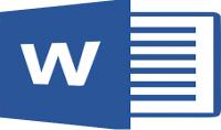 كتابة وتحرير النصوص المطلوبة باللغة العربية أو الإنجليزية بدقة إملائية متناهية على برنامج مايكروسوفت وورد