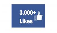 3000k like على بوست فياسبوك مقابل 5$ مع  quot;reaction quot; خلال 24h