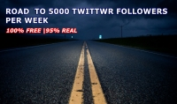 زياده عدد متابعين تويتر 5000 متابع