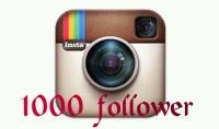 تقديم 1000 متابع حقيقي لحسابك على الانسغرام
