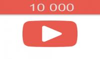 جمع 000 10 الاف مشاهدة أمريكية فيديوهاة يوتيوب