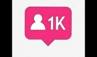 اضافة 1000 متابع لحسابك الشخصي في انساجرام