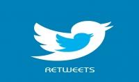 اضافه 1000 الف ريتويت Retweets لتغريدتك مقابل