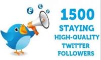 سوف ارسل لك 1500 متابع حقيقي على حسابك الشخصي في التويتر ب10 دولار فقط