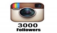 3000 متابع لحسابك على إنستاغرام