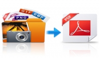 تحويل الصور إلى صيغة pdf بطريقة إحترافية و جذابة