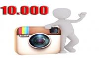 10000 متابع على انستغرام جودة عالية ومتفاعلين مقابل 5$ دولار