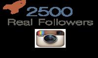 اضافة 2500 متابع حقيقي 100%