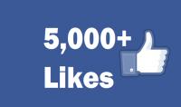 اضافة 5000 معجب عربي 100%
