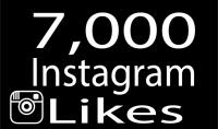 زيادة لايكات صورك على الانستغرام الى 7000 لايك حقيقي مقابل 5$