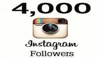 4000 متابع انستغرام عرض خاص سارع