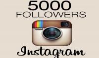 5000 ألف متابع حقيقي لحسابك على الانستغرام