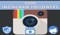 اضافة 5000 متابع حقيقي 100% جودة عالية فى اقل من 24ساعة