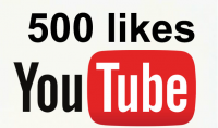 اضافة 500 لايك حقيقية لاي فيديو علي اليوتيوب