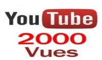 اضافة 2000 مشاهدة للفيديو الخاص بك