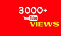 زيادة المشاهدات بسرعة رهيبة 3000 مشاهدة