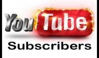 400 مشترك يوتيوب حقيقي من جميع انحاء العالم مقابل 5 $