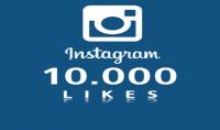 10000 لايك لصورك فيديوهاتك في الانستغرام