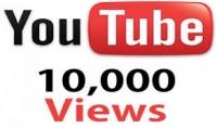 سارع و احصل على 10000 مشاهدة على اليوتوب
