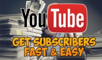700 مشترك يوتيوب حقيقي من جميع انحاء العالم مقابل 5 $