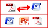 تحرير من PDF إلى WORD