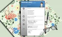 إنشاء سيرة ذاتية CV مميزة وجذابة