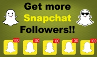 ترويج حسابك على السناب شات و جلب 500 متابع