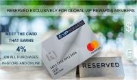 بيع بطاقة VIP في شركة دوبلي للسترداد النقدي بقيمة 15$ والتي تقدر بـ 50$