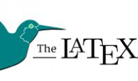 كتابة صفحتين في الرسائل العلمية وتنسيقها بلغة اللاتكس LaTeX