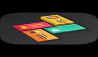 تصميم بطاقات اعمال