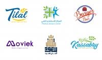 تصميم شعار احترافي ومتميز بالعديد من الخيارات