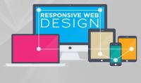 تصميم موقع باستخدام HTML5 CSS BOOTSTRAP 3  4 تصميم للصفحة 6 اقسام