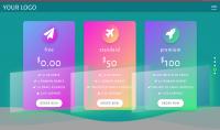 تصميم صفحات شركات ومواقع خاصة بأحدث اللغات