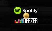 تعليم كيفية إنشاء حساب Deezer مفعل لمدة عام كامل