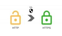 إعطاء علامة HTTPS   https لموقعك  ssl