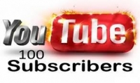 اضافة 100 مشترك على قناتك في اليوتوب