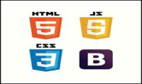كتاب لتعلم html وcssوBootstrapوjavascript