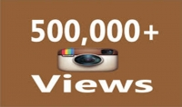 500000 مشاهدة لفيديو على instagram