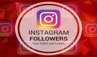 1500 متابع حقيقي و متفاعل على الانستغرام