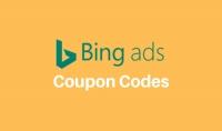 اعطيك كوبون بينج ادس قيمته تساوي 100 دولار Bing ads بحمسة دولارت