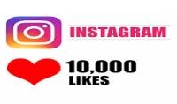 اضافة 10000 لايك للأنستغرام امكانية تقسيمهم لأكثر من صورة   سعر الخدمة :5$