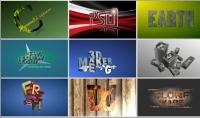 تصميم شعارات احترافية 2D و 3D ثابتة ومتحركة