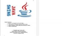كتاب شرح امثلة عملي على Java Swing