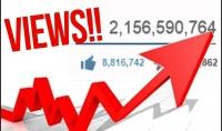 اضافة 2000 مشاهدة علي فيديوهاتك في اليوتيوب