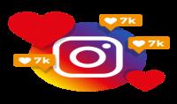 اضافة 1500 لايك لصورتك على الانستغرام بطريقة سريعة
