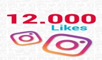 12000 لايك لصورك على حسابك أنستغرام