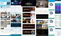 تصميم وتطوير وبرمجة المواقع الإلكترونية